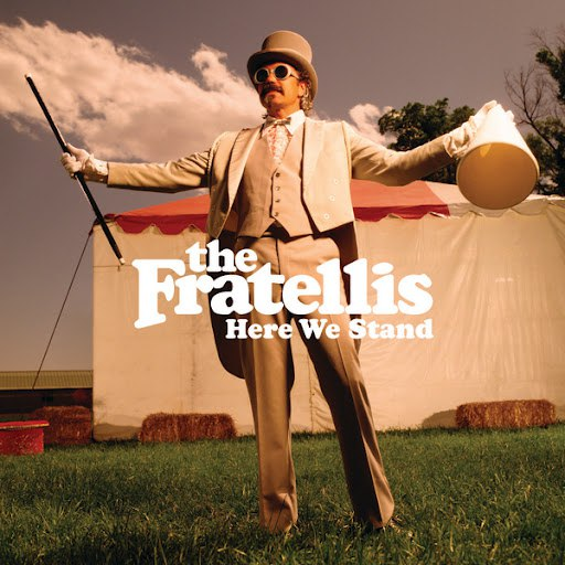 The Fratellis альбом Here We Stand
