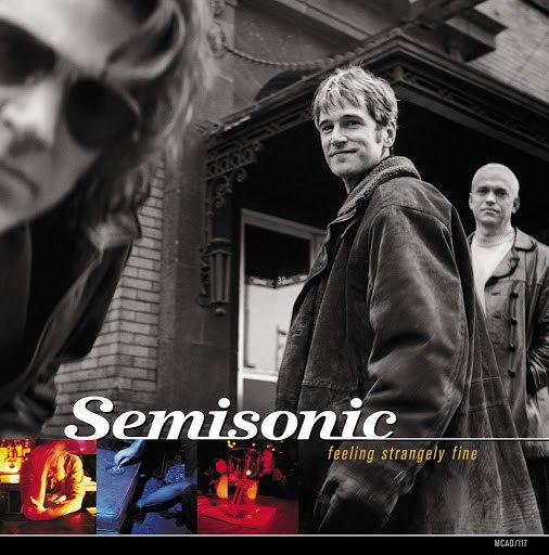 Semisonic альбом Feeling Strangely Fine
