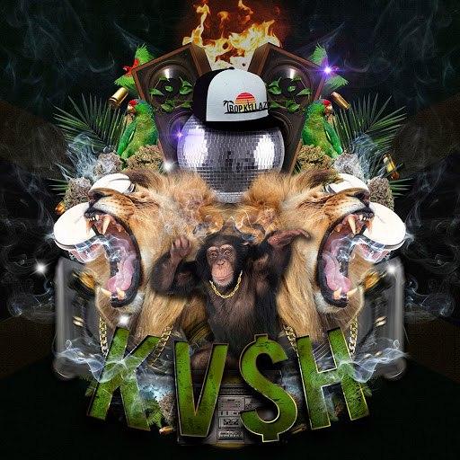 "Tropkillaz альбом ""Kv$h"""