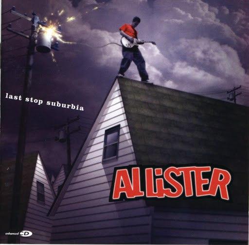 Allister альбом Last Stop Suburbia