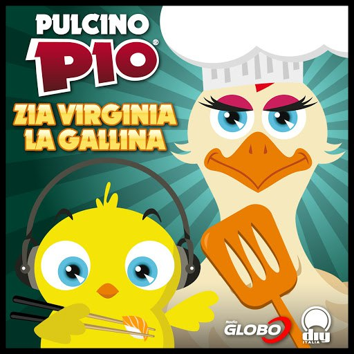 Pulcino Pio альбом Zia Virginia la Gallina