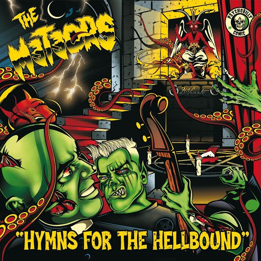 The Meteors альбом Hymns for the Hellbound