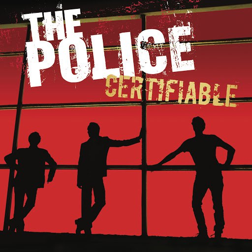 The Police альбом Certifiable