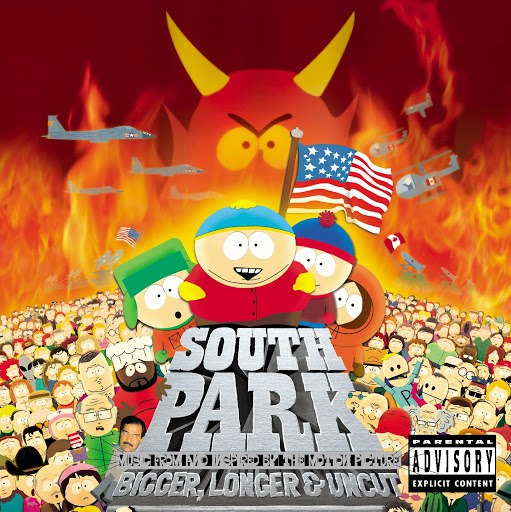 South Park альбом South Park (Original Soundtrack)