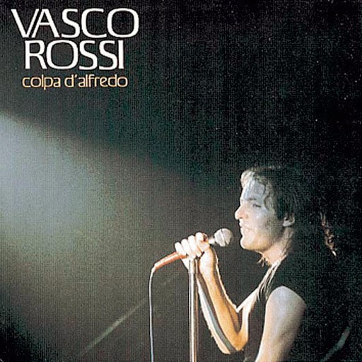 Vasco Rossi альбом Colpa D' Alfredo
