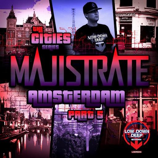 Majistrate альбом Amsterdam