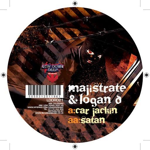 Majistrate альбом Car jackin / Satan