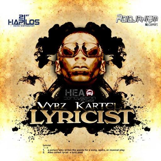 Vybz Kartel альбом The Lyricist (Flatline)