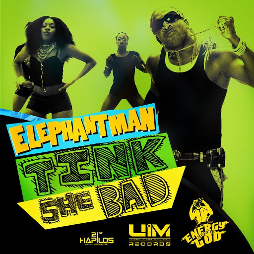 Elephant man альбом Tink She Bad