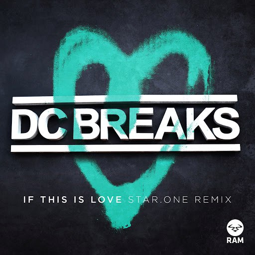 DC Breaks альбом If This Is Love (Star.One Remix)