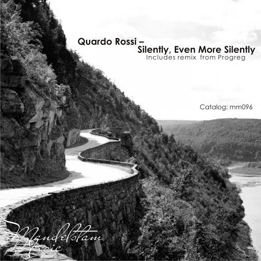 Quardo Rossi альбом Silently, Even More Silently