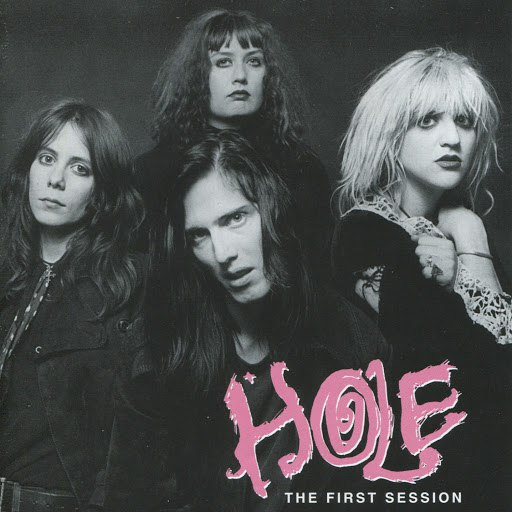 Hole альбом The First Session