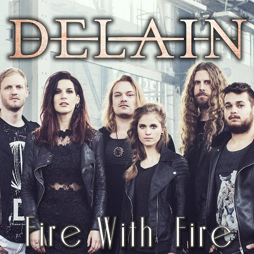 Delain альбом Fire With Fire