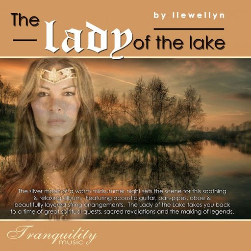 Llewellyn альбом Lady of the Lake