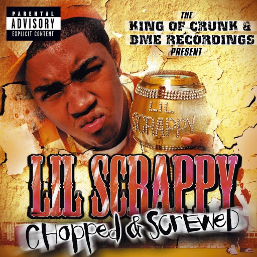 Lil Scrappy альбом Diamonds In My Pinky Ring - From King Of Crunk/Chopped & Screwed