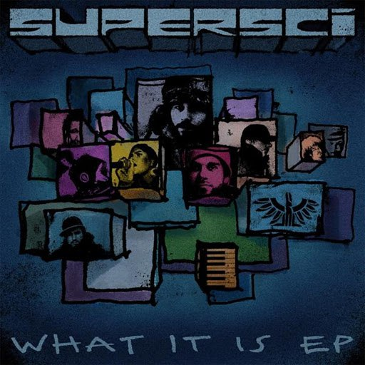 Supersci альбом What It Is - EP