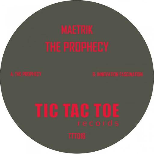 Maetrik альбом The Prophecy