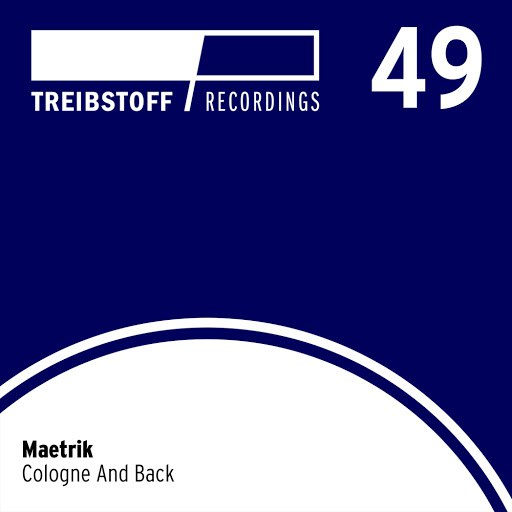 Maetrik альбом Cologne and Back