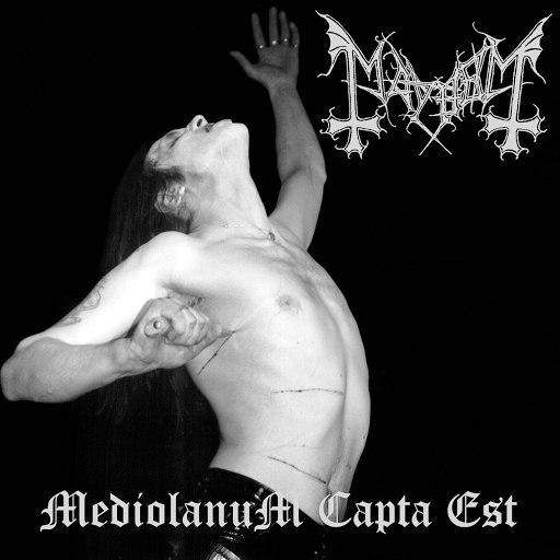 Mayhem альбом Mediolanum Capta Est