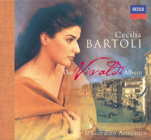 Cecilia Bartoli альбом The Vivaldi Album