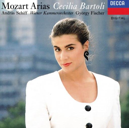 Cecilia Bartoli альбом Mozart Arias