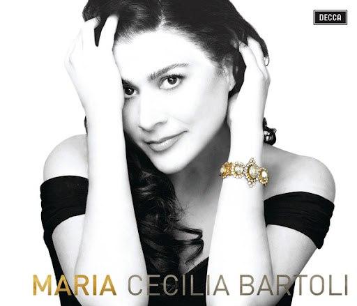 Cecilia Bartoli альбом Maria (Limited Edition / Hardcover)