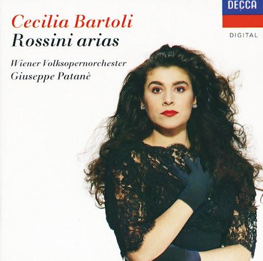 Cecilia Bartoli альбом Rossini Arias