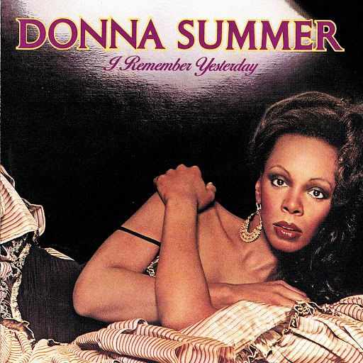 Donna Summer альбом I Remember Yesterday