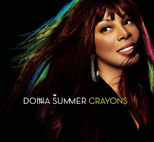 Donna Summer альбом Crayons (Deluxe)