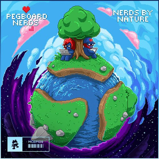 Pegboard Nerds альбом Nerds by Nature - EP