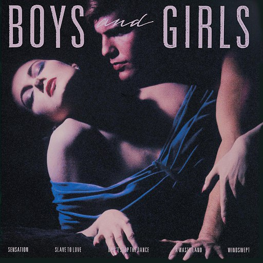 Bryan Ferry альбом Boys And Girls