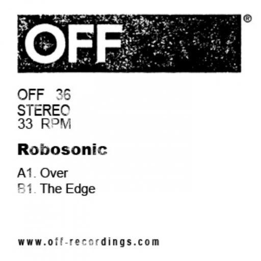 Robosonic альбом Over The Edge EP