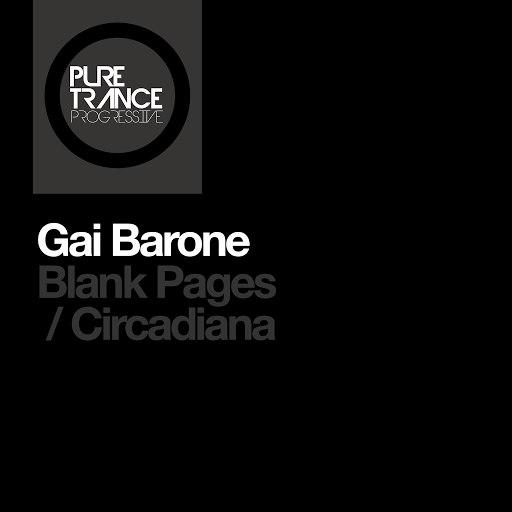 Gai Barone альбом Blank Pages / Circadiana