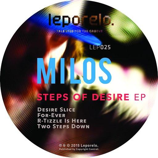 Milos альбом Steps Of Desire EP