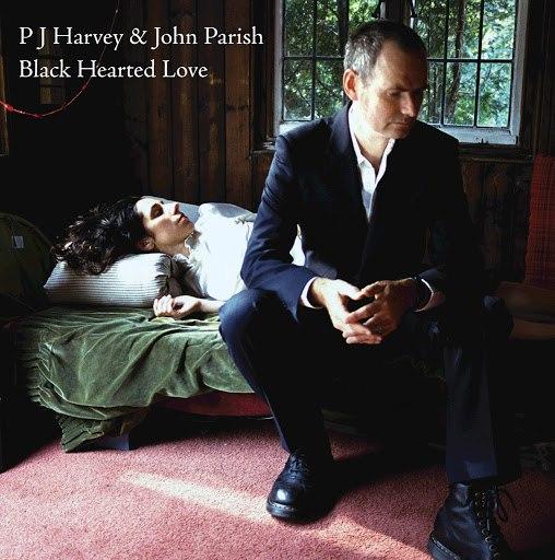 PJ Harvey альбом Black Hearted Love