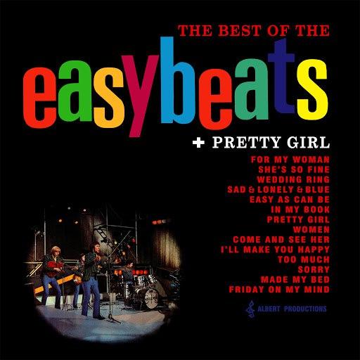 The Easybeats альбом The Best of the Easybeats + Pretty Girl