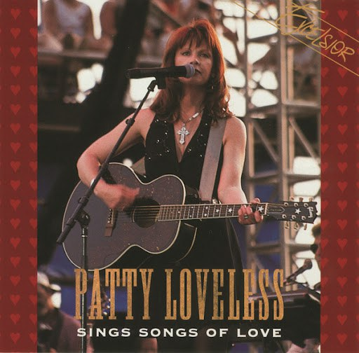 Patty Loveless альбом Sings Songs Of Love