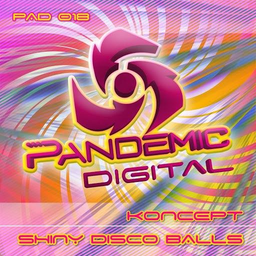 Koncept альбом Shiny Disco Balls