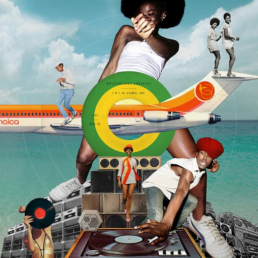 Thievery Corporation альбом The Temple of I & I