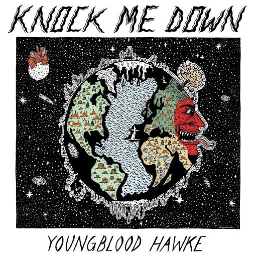 Youngblood Hawke альбом Knock Me Down