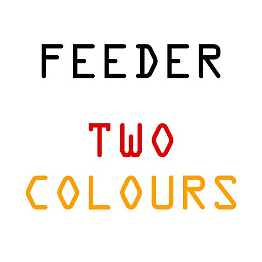 Feeder альбом Two Colours