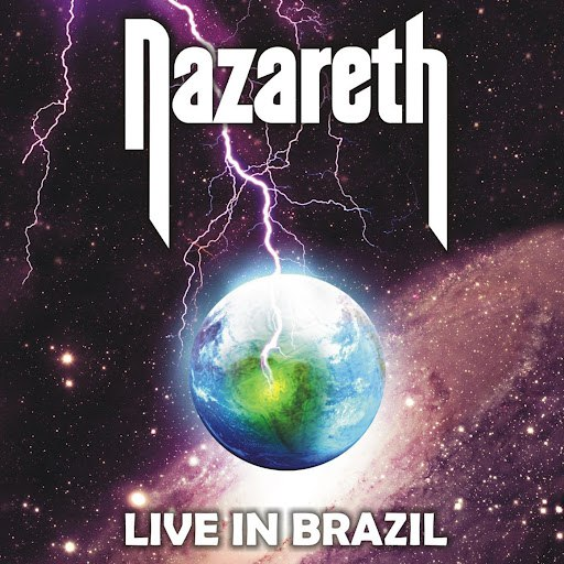 Nazareth альбом Live in Brazil - Part II