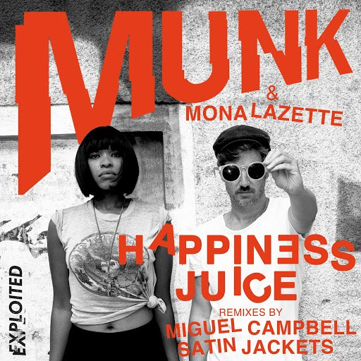 Munk альбом Happiness Juice