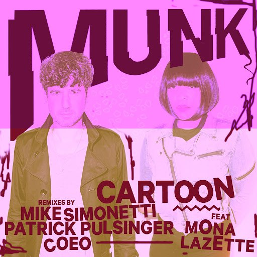 Munk альбом Cartoon Remixes