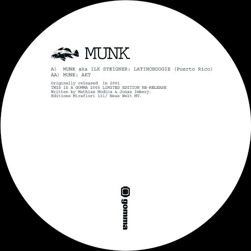 Munk альбом Latinoboogie