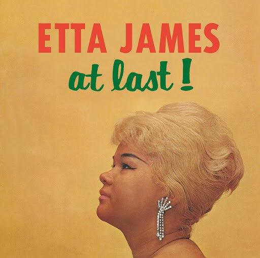 Etta James альбом At Last!