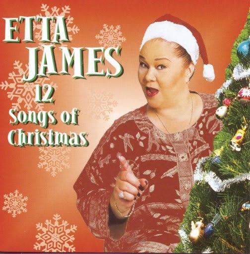 Альбом Etta James Twelve Songs Of Christmas