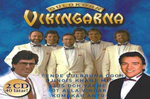 Vikingarna альбом Vikingarna - Guldkorn