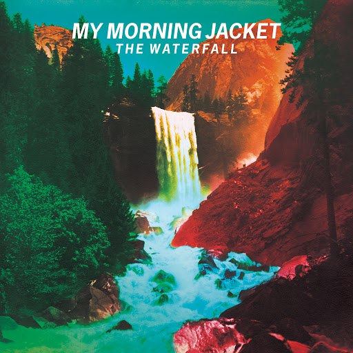 My Morning Jacket альбом The Waterfall (Deluxe Version)