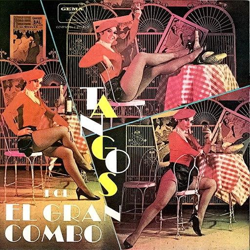 El Gran Combo de Puerto Rico альбом Tangos